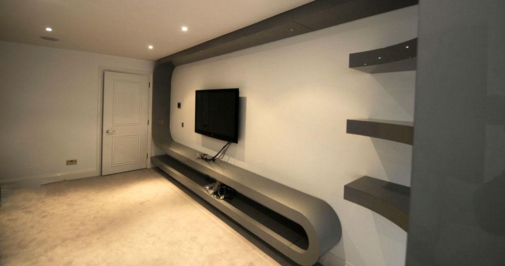 3D Bespoke Furniture Design  London Bespoke Interiors