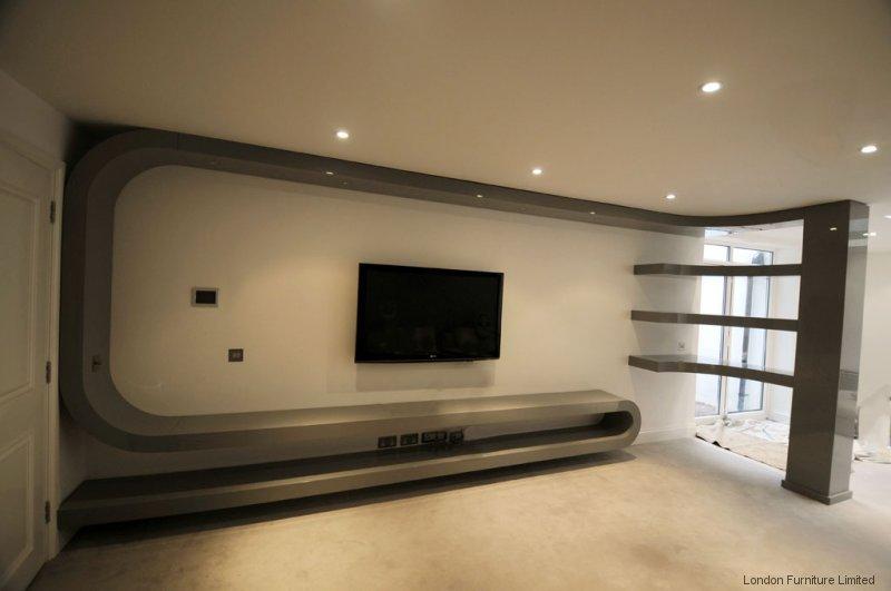 living room tv units coastal decor ideas fitted furniture london bespoke unit