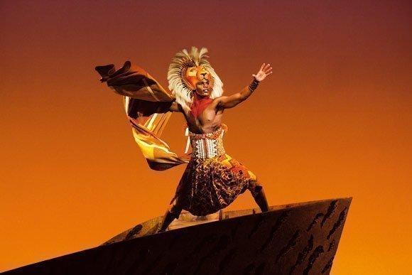 original cast lion king london