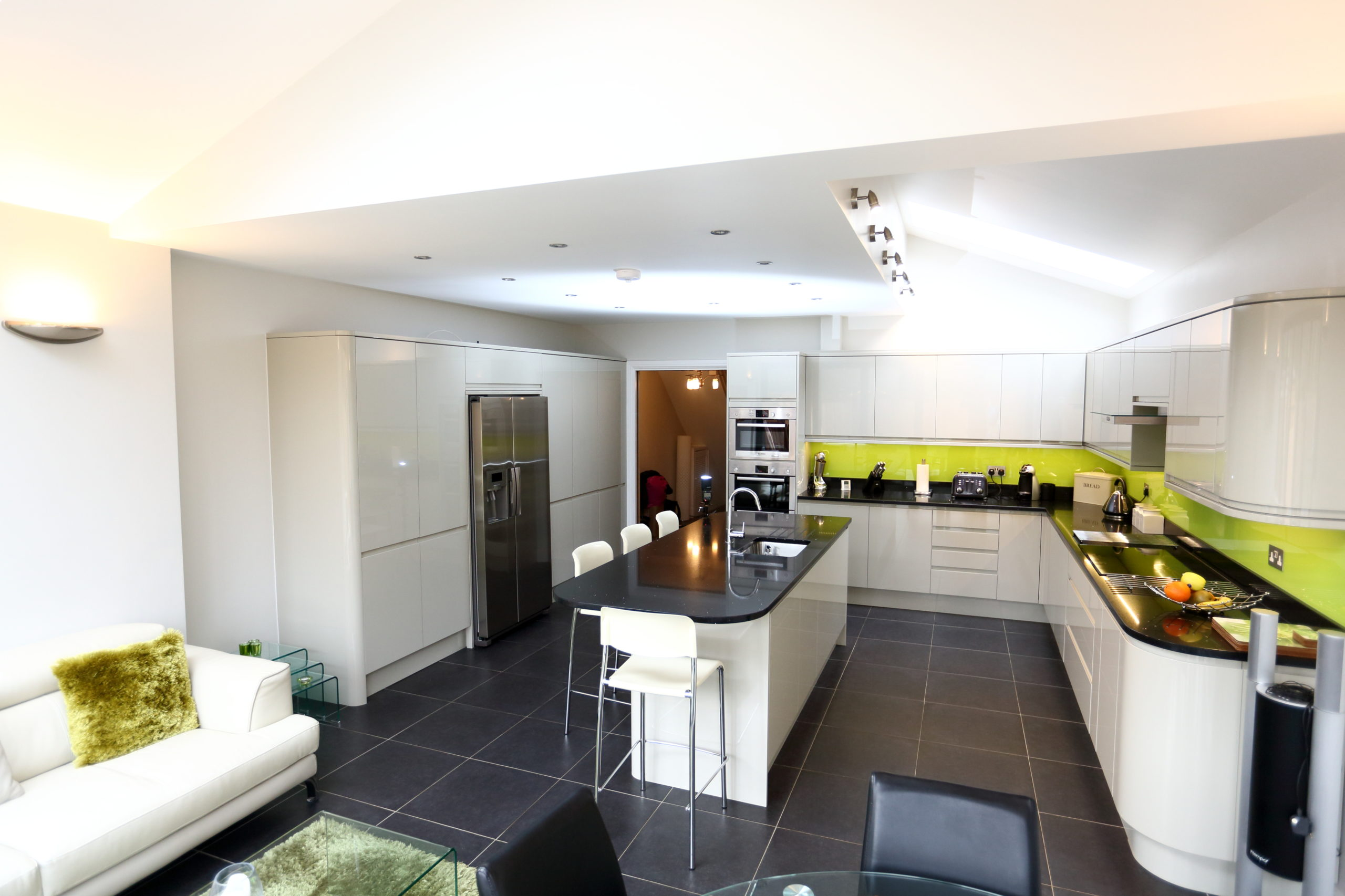 Do I Have Room For A Kitchen Island London Building Renovation