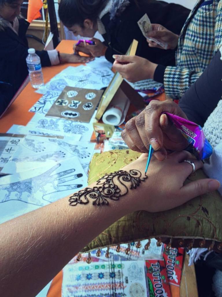 Diwali in London | Celebrating the Hindu Festival of Lights in Trafalgar Square