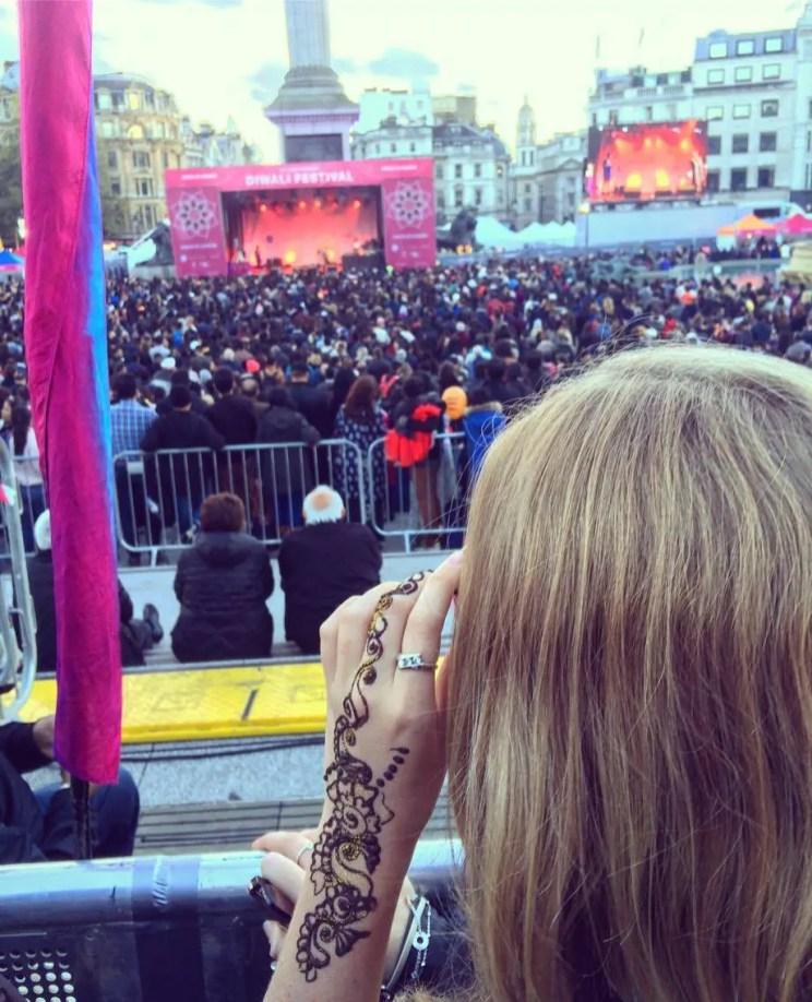 Diwali in London