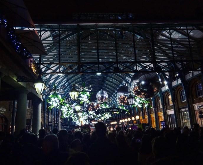 Garden Christmas Lights, London