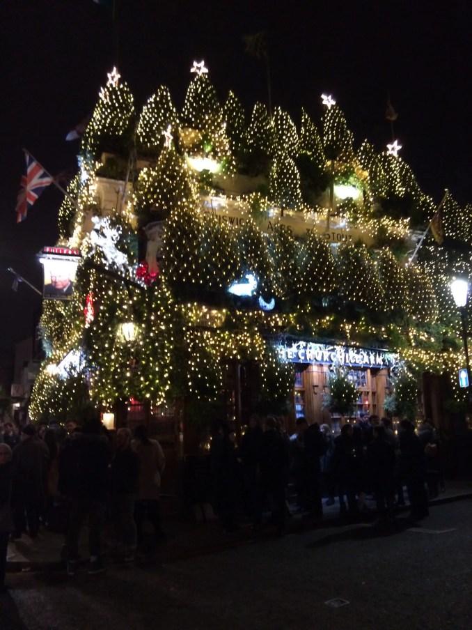 The Churchill Arms, Kensington