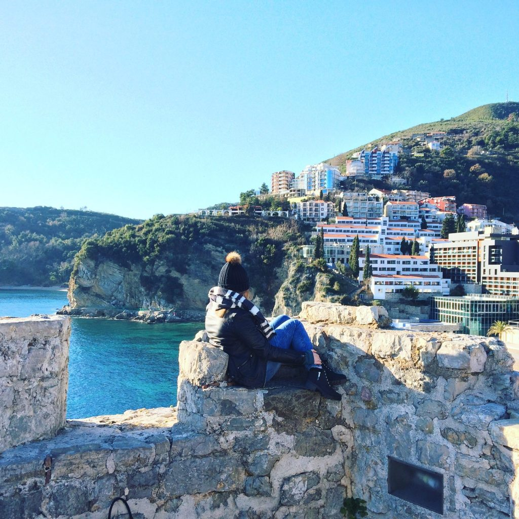 Visiting Montenegro in Winter - Budva
