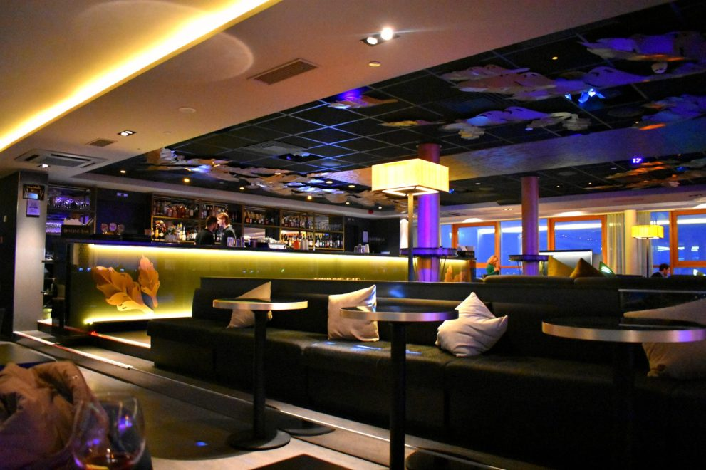 Skyline Bar, Riga, Latvia