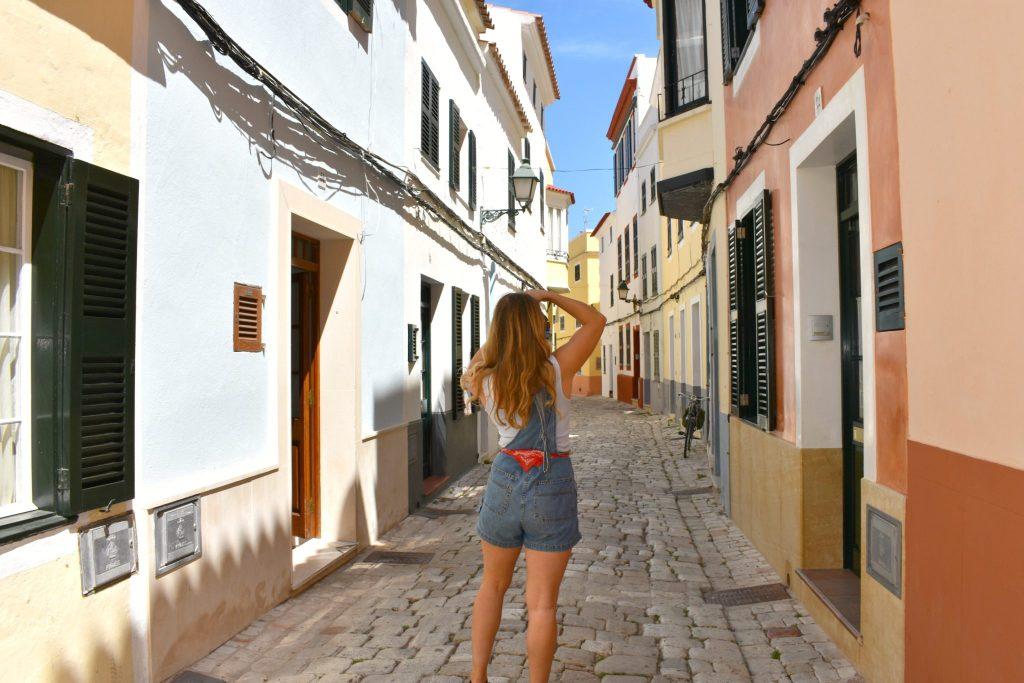 Menorca Spain, Ciutadella