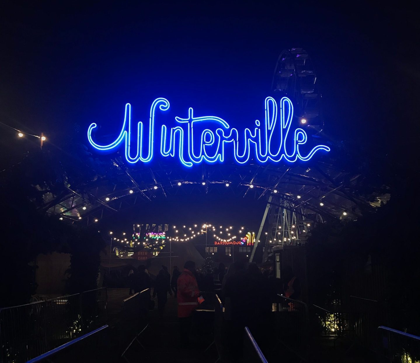 Winterville Clapham Common London