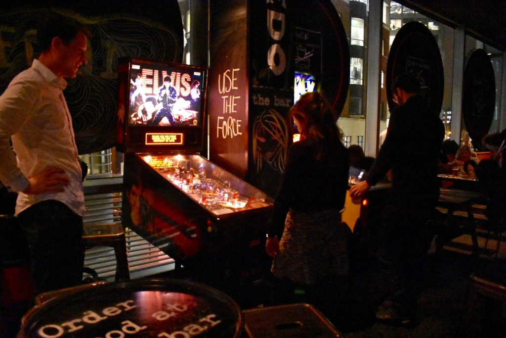 Beer & Buns Liverpool Street