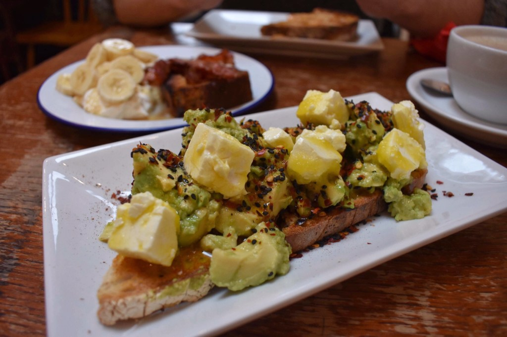 Brunch at Chairs and Coffee, Fulham   Why Spontaneity is a Great Way to Discover New Food
