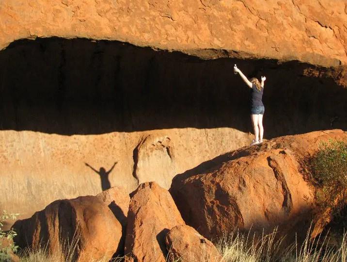 Ayres Rock/Uluru Australia