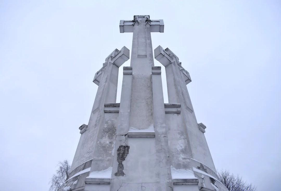 Vilnius Lithuania, Hill of Three Crosses
