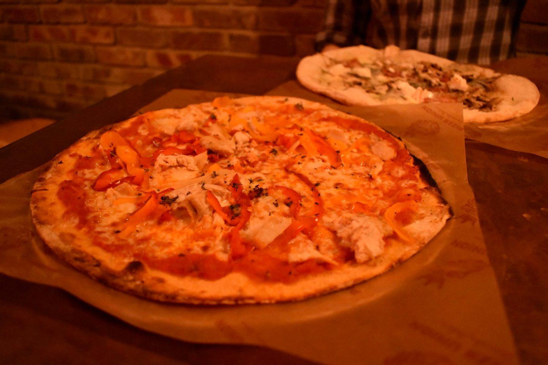 Pizza Union Dalston, London