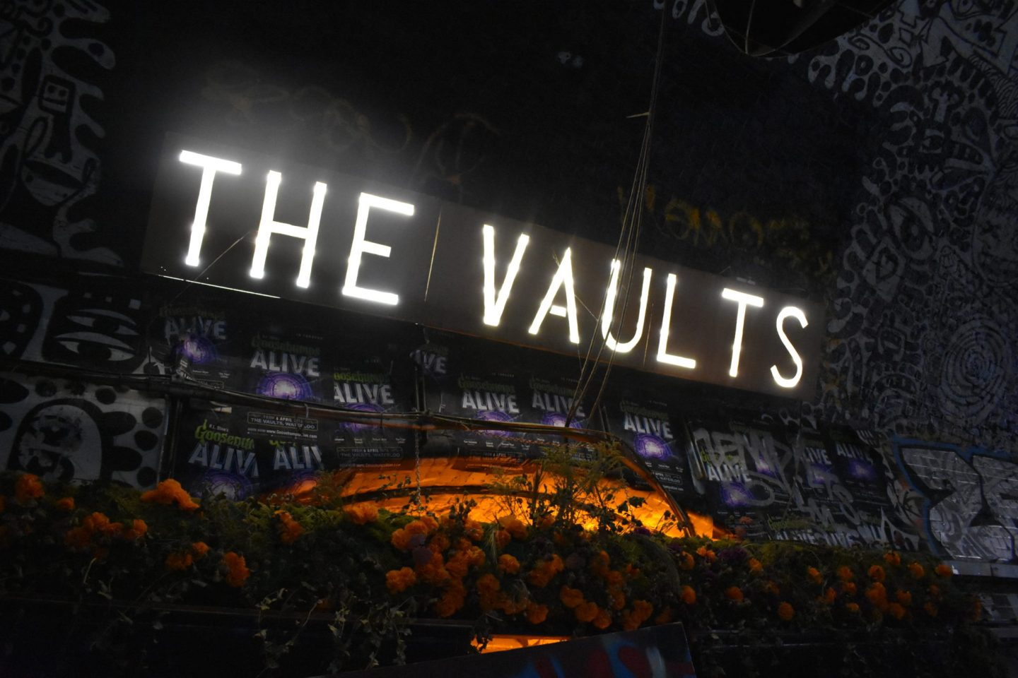 The Vaults Waterloo London