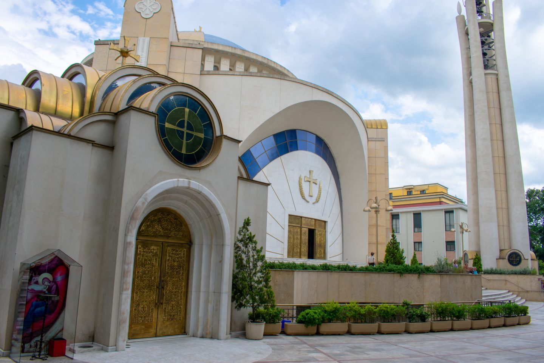 Resurrection Cathedral, Tirana, Albania