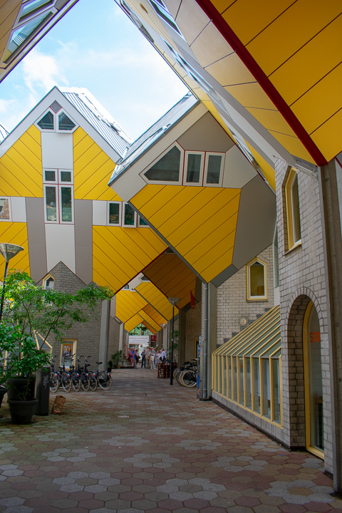 The Cube Houses Rotterdam