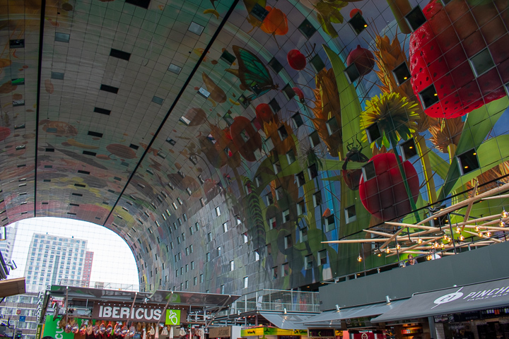 Markthall Rotterdam