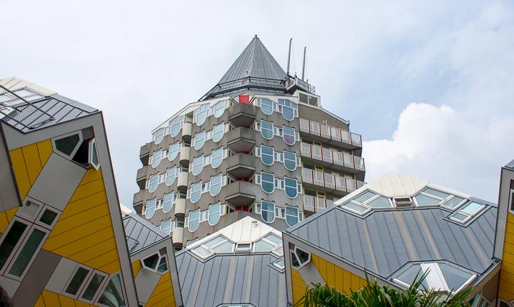 The Pencil Building Rotterdam