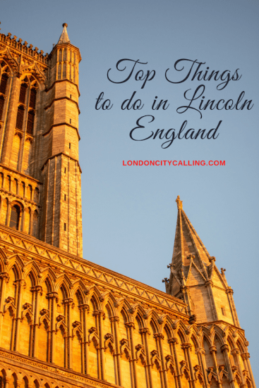 Top things to do in Lincoln UK
