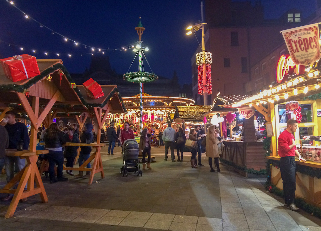 The Ultimate Round-Up of UK Christmas Markets to Visit this Festive Season
