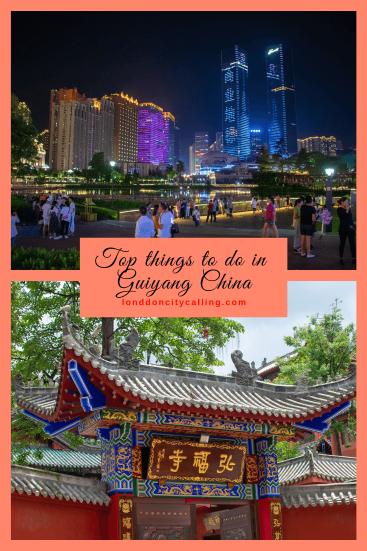 Top things to do in Guiyang China