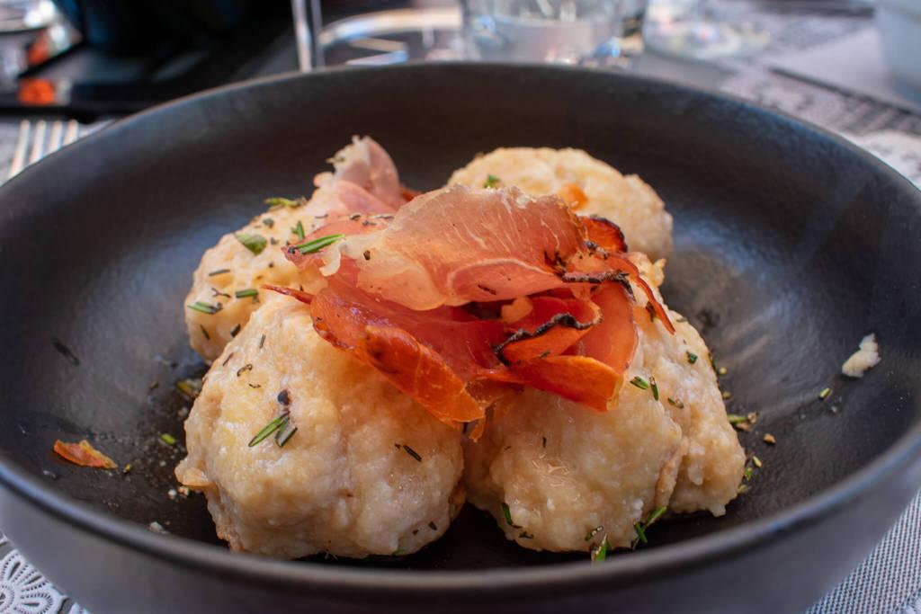 Visit Trentino Italy - bread dumplings