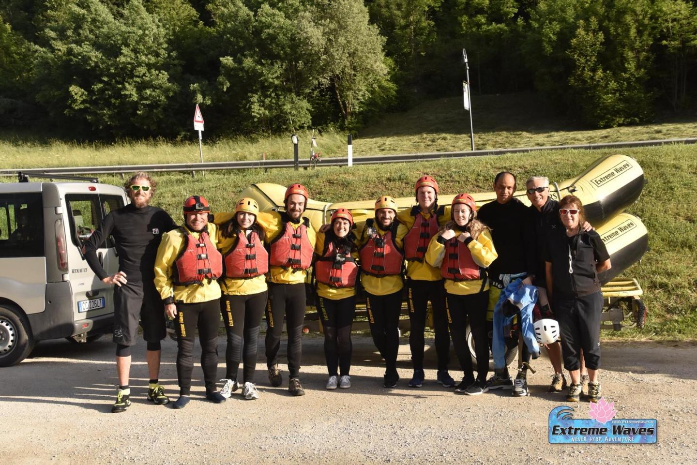 Visit Trentino Italy - whitewater rafting