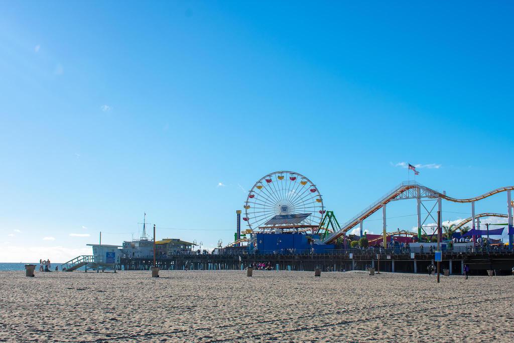 Areas of LA - Santa Monica Pier
