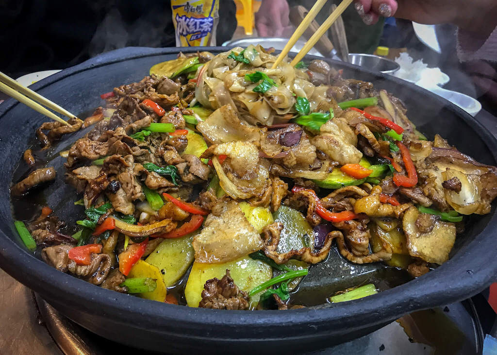 Chinese bbq