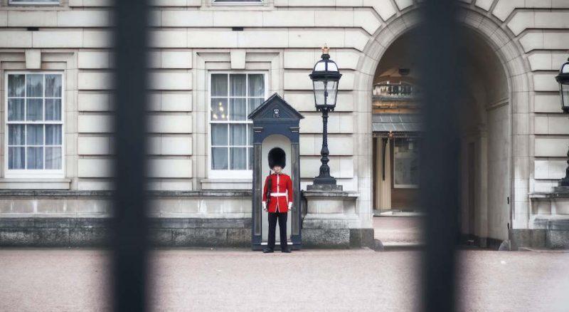 Queens Guard in London