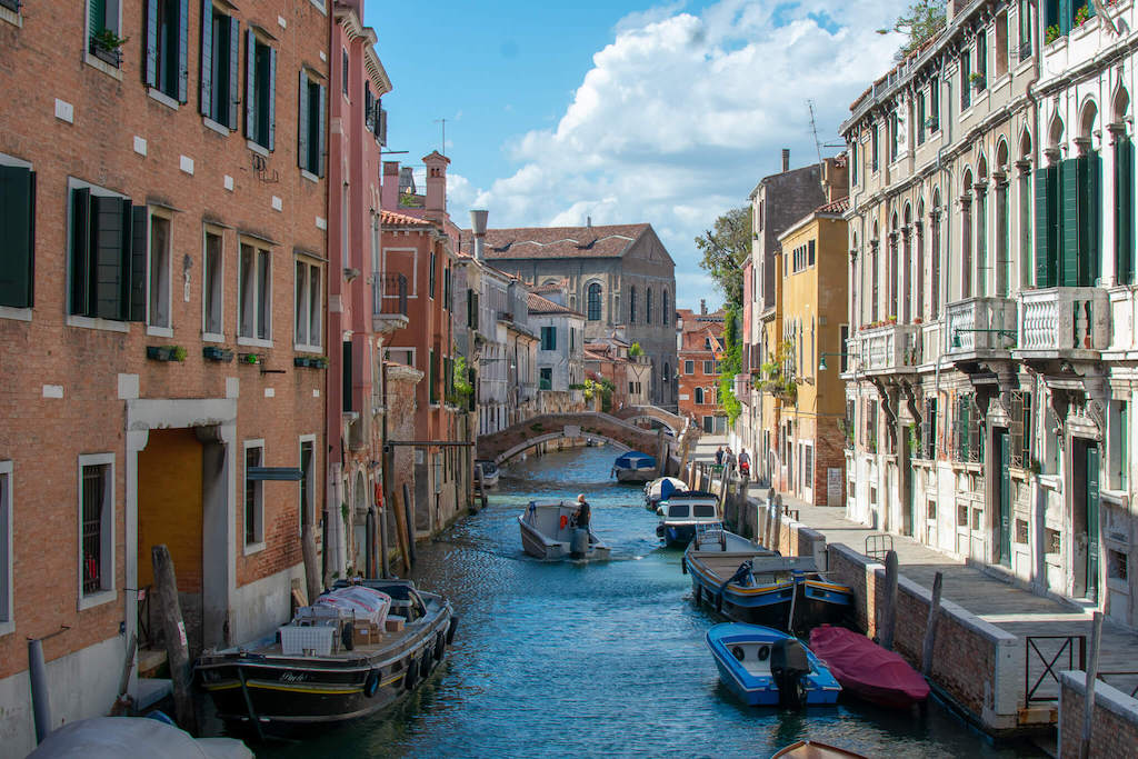 Unusual things to do in Venice Italy, Venice canal