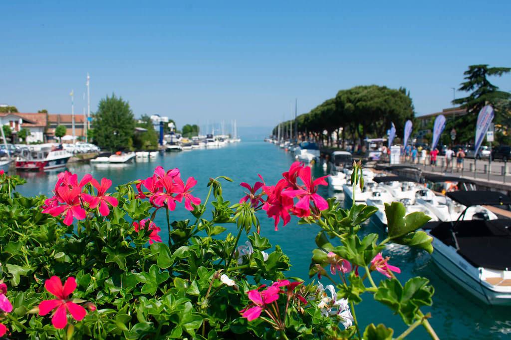 Peschiera del Garda Lake Garda Town