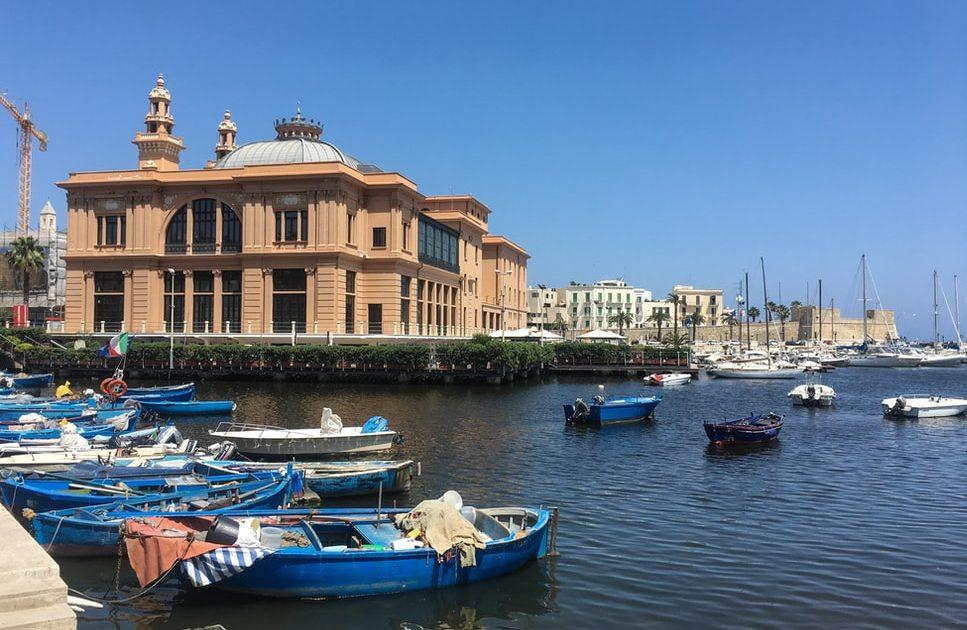 Bari, best places to visit in Puglia Italy