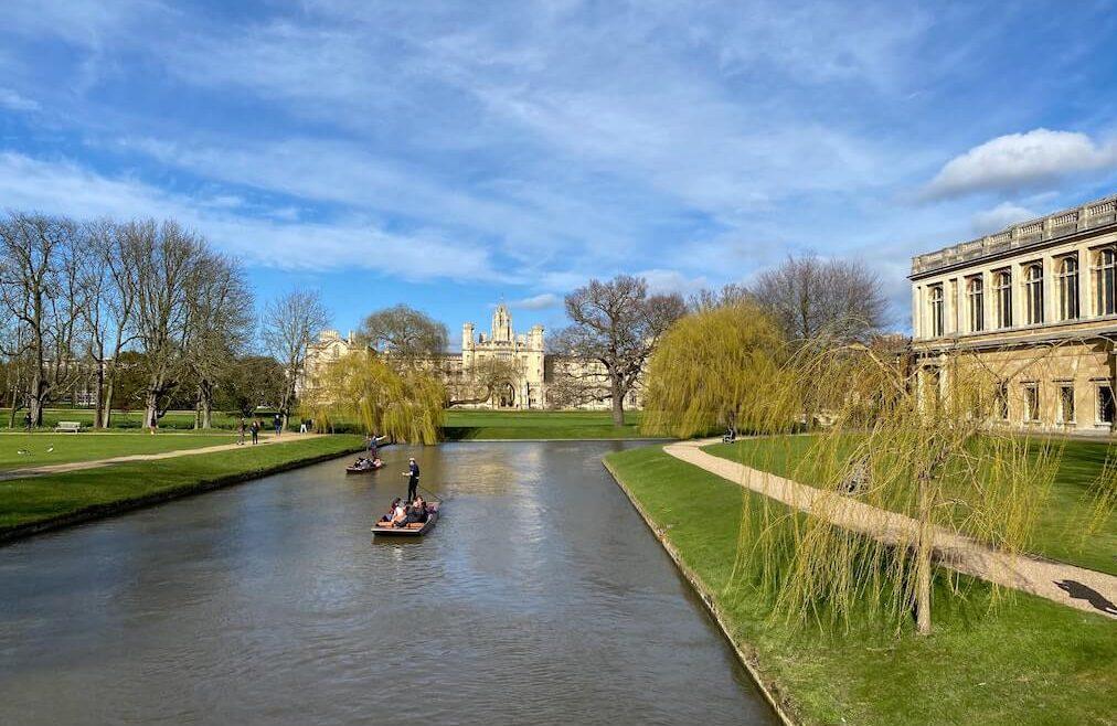 Cambridge, City in UK
