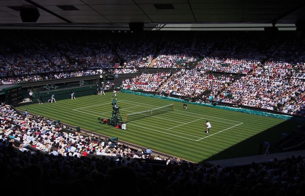 Wimbledon Tennis London
