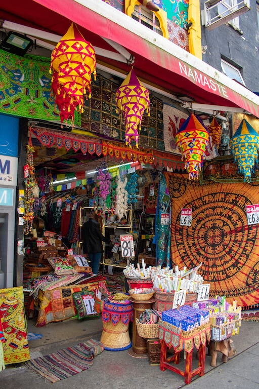 Things to do in Camden market