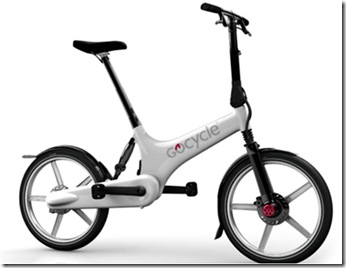 Gocycle motorbicycle