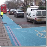 Cycle superhighway artists impression