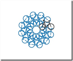 small bike poster