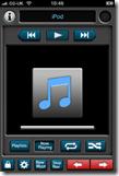 Motion X ipod control