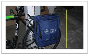 bicycle panniers DIY job