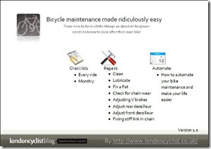 bicycle maintenance made ridiculously easy