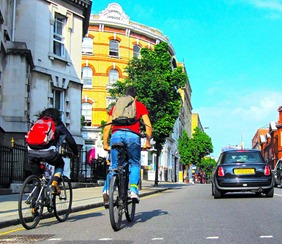 city-cyclists