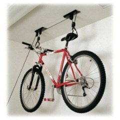 Bicycle storage lift