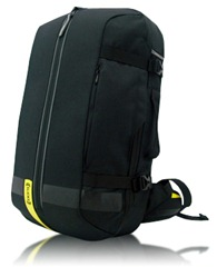 Slicks suit bag allows you to carry your suit in to work