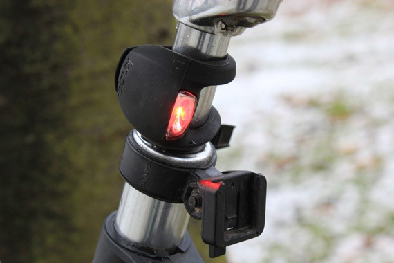 Knog Strobe Rear Bike Light