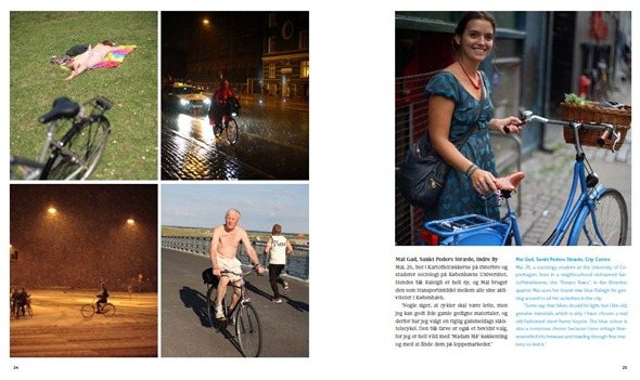 City of bicycles inside pictures