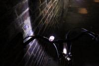 Blackburn Flea light on high power setting