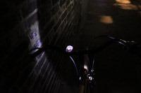 Blackburn Flea light on low power setting