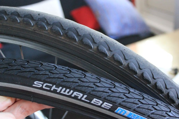 6b5ec8c2a68 Replacing your bicycle tyres for a smoother ride